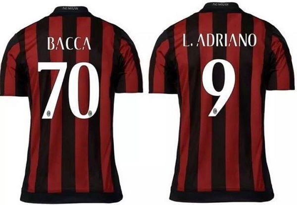 AC Milan pozyskał dwóch świetnych ofensywnych graczy • Carlos Bacca i Luiz Adriano nową siłą ataku AC Milanu • Wejdź i zobacz >> #milan #acmilan #football #soccer #sports #pilkanozna