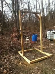 Image Result For How To Make A Deer Skinning Rack Deer