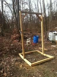 Image Result For How To Make A Deer Skinning Rack Deer