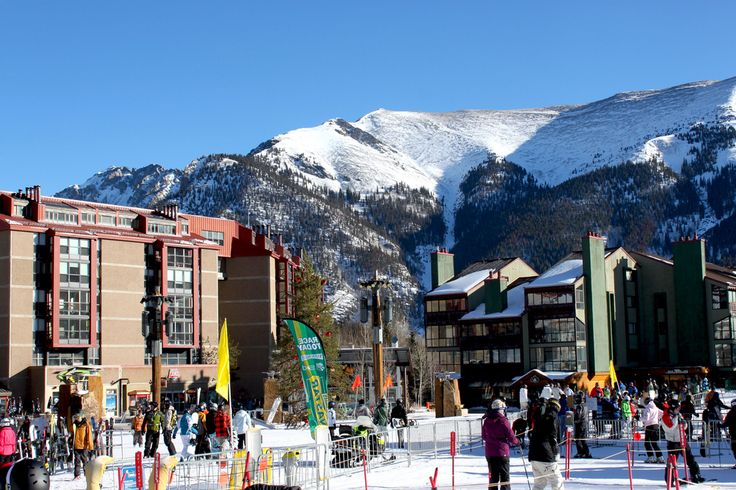 Love Copper Mountain. Such a cool, beautiful, laid-back place to vacation.