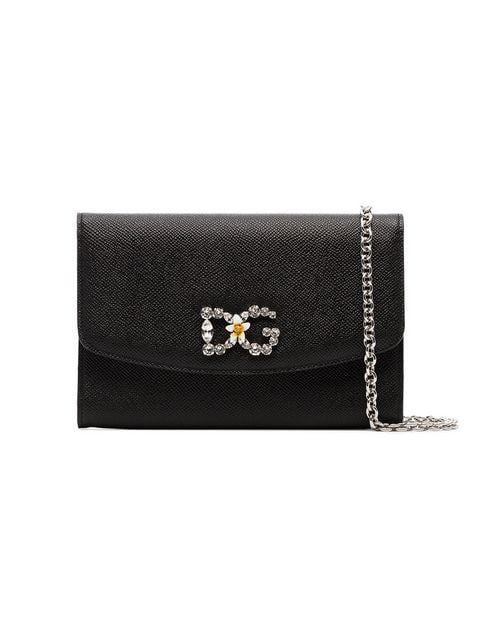 9619357fff1d Dolce & Gabbana Portafoglio Con Tracolla in 2019 | D & G | Zip ...