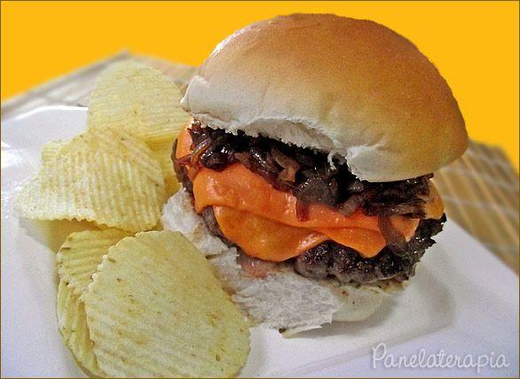 Hambúrguer Caseiro: Melt Burger, Cooking, Blog De, Gastronomy, Revenue