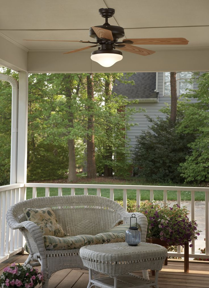 117 Best Images About Outdoor Ceiling Fans On Pinterest