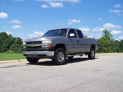 2001 Chevrolet Silverado 2500  2001 Chevrolet Silverado 2500 HD