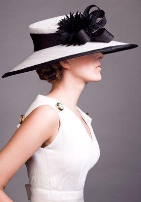 church hat:                                                                                                                                                      More