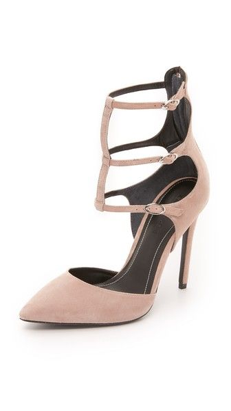 KENDALL + KYLIE Alisha Pumps in Medium Natural - $140