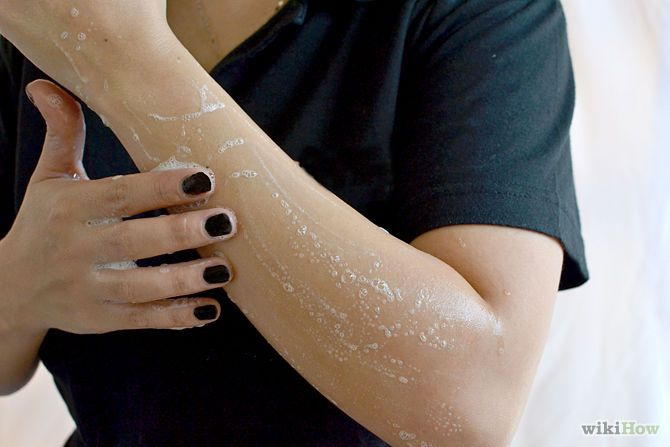 How to Get Rid of Hair Anywhere on Your Body With Pumice: 6 Steps