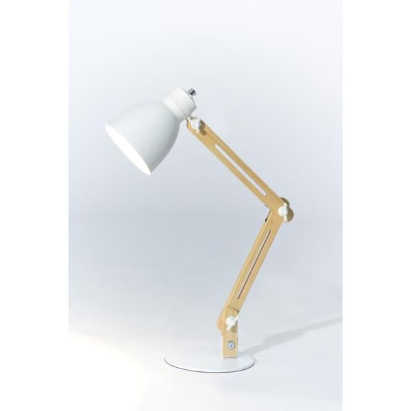 Table Lamp With White Shade – Click Online Sales
