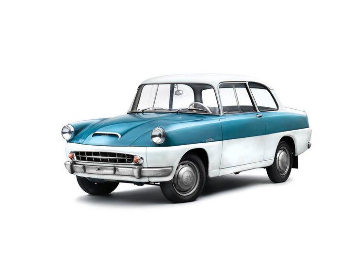 ŠKODA 976 de 1956