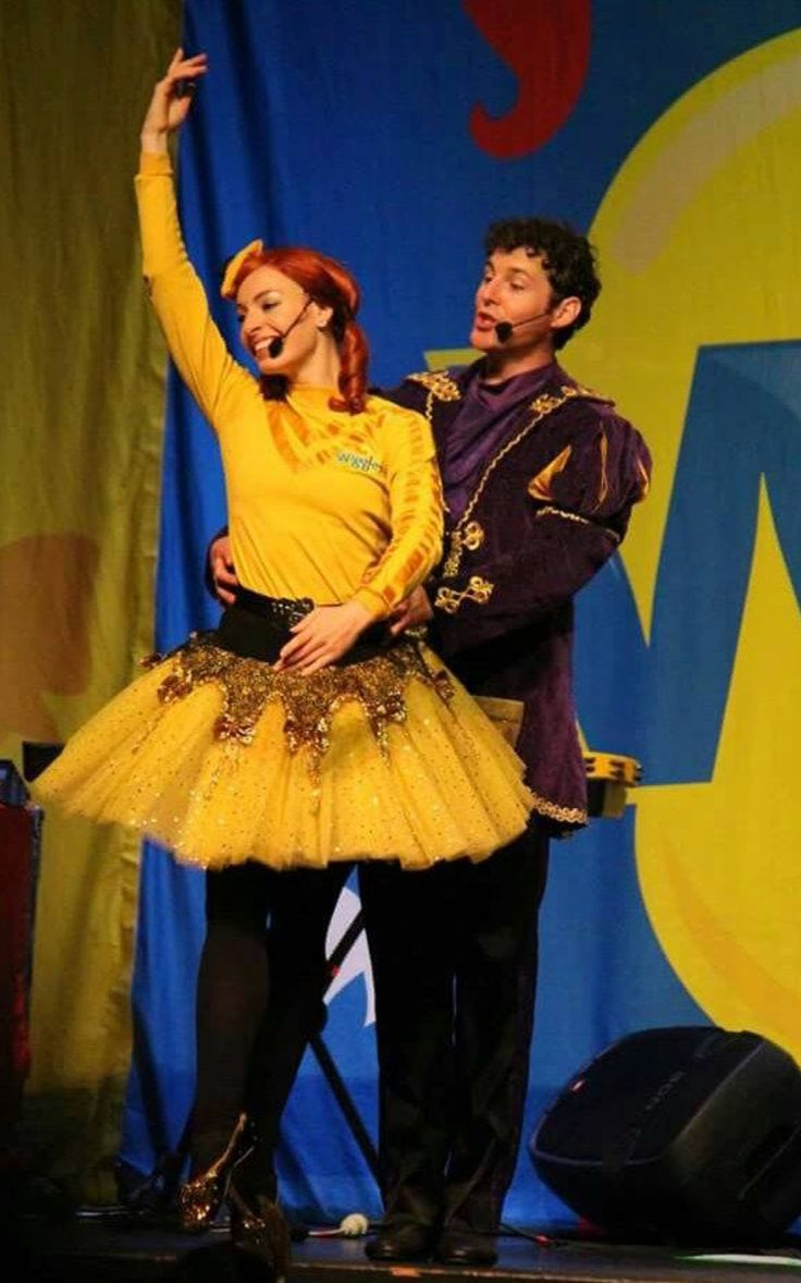 the wiggles emma and lachy dating divas