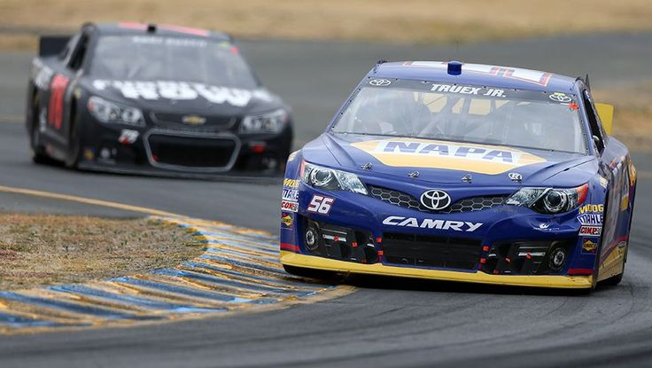 Gets second NASCAR Sprint Cup Series win, first since '07