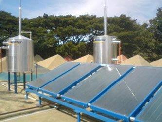 SOLAR WATER HEATER - Tara Power Tech is a leading Dealer, Distributor for Solar Water Heaters and Heating Systems in Delhi/NCR.    www.tarapowertech.com/