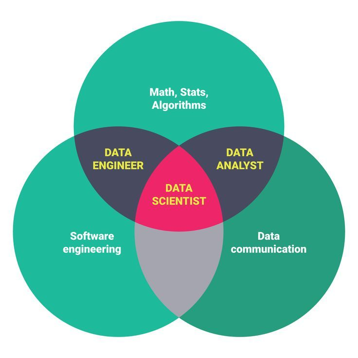 Data Science Career Paths Different Roles Data Science Data