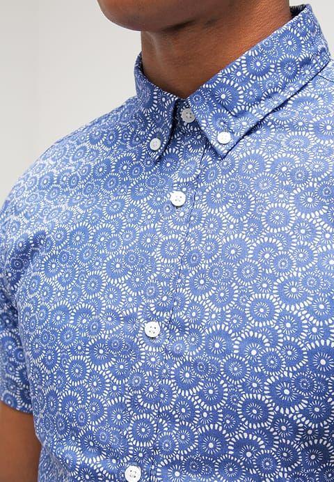 Dieses tolle Hemd unterstreicht deinen lässigen Stil.  Jack & Jones JJPRSUN SLIM FIT  - Hemd - monaco blue  für SFr. 31.00 (24.11.16) versandkostenfrei bei Zalando.ch bestellen.