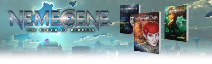 Nemecene science fiction series expands to US bookstore giant Barnes & Noble