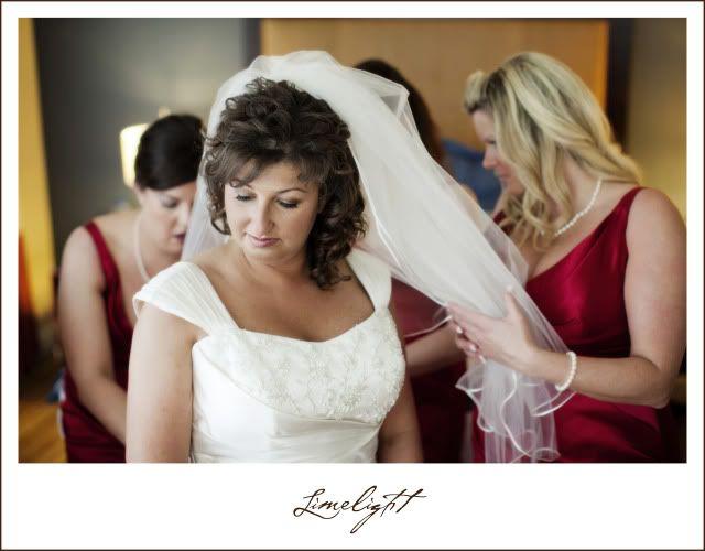 Popular INTERCONTINENTAL HOTEL Tampa Florida bride veil wedding party bridesmaids