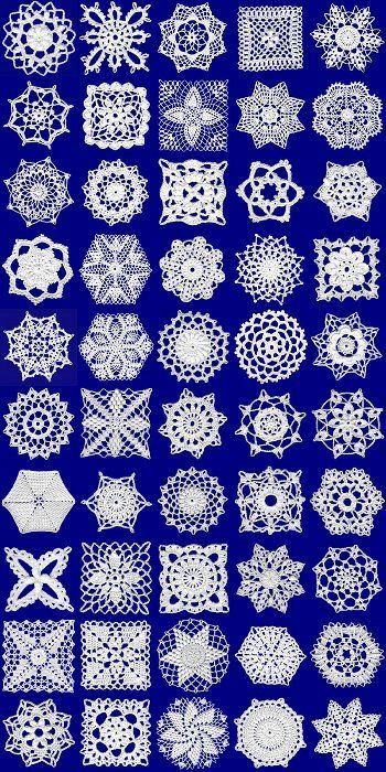 Patrones de ganchillo Quilt afganas |  Needlecraft Galore