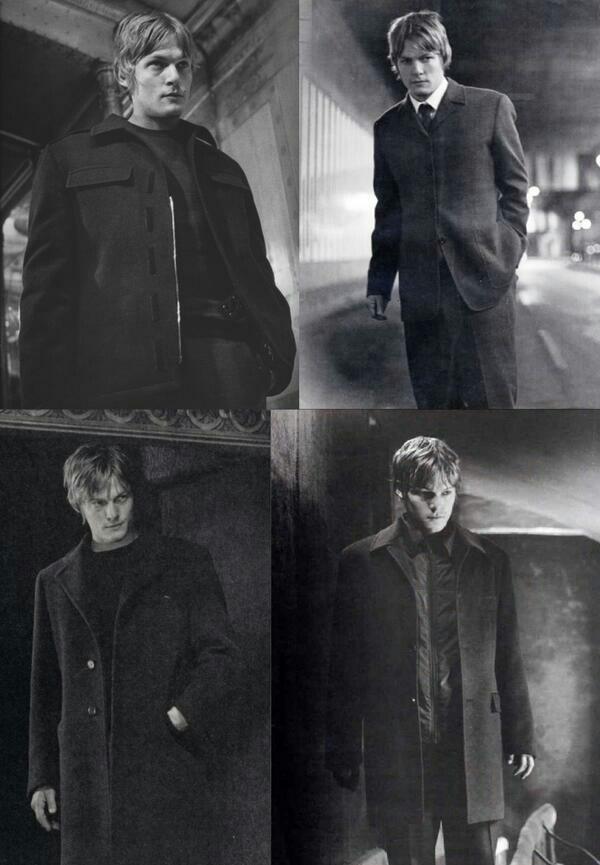 Norman Reedus Prada pics | Norman Reedus | Pinterest ...