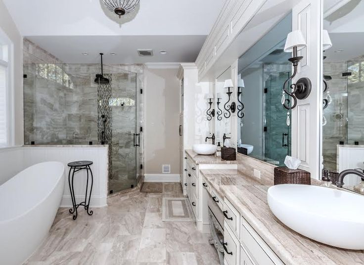100s Of Bathroom Designs Http://pinterest.com/njestates/bathroom