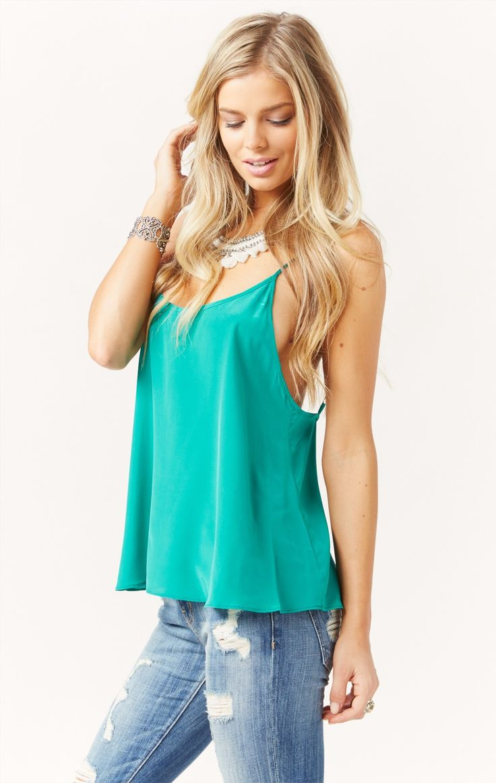 Nice turquoise dress