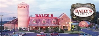 Bally's Casino Tunica - Feeling lucky? :)