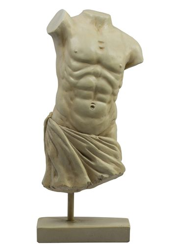 Roman Male Torso Statue AR052