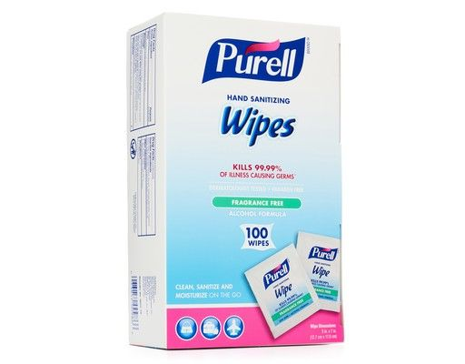 Purell Hand Sanitizing Wipes Hand Sanitizing Wipes Purell