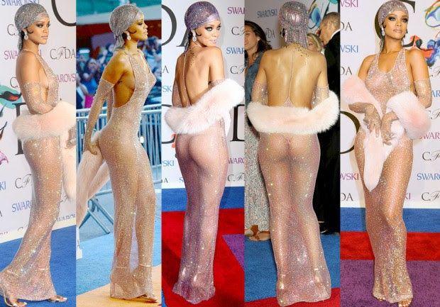 Les robes les plus provocantes des stars http://www.maquillage.com/robes-plus-provocantes-stars/