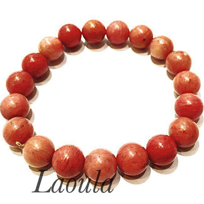Bracelet pierres naturelle sur élastique bijou pas cher