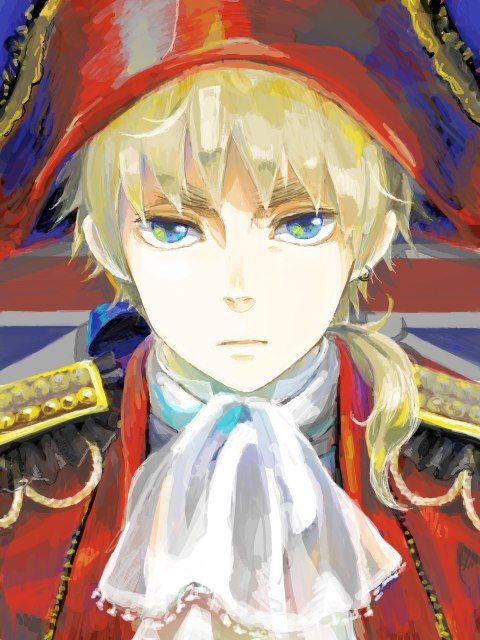 Axis Powers Hetalia: England ll Arthur Kirkland