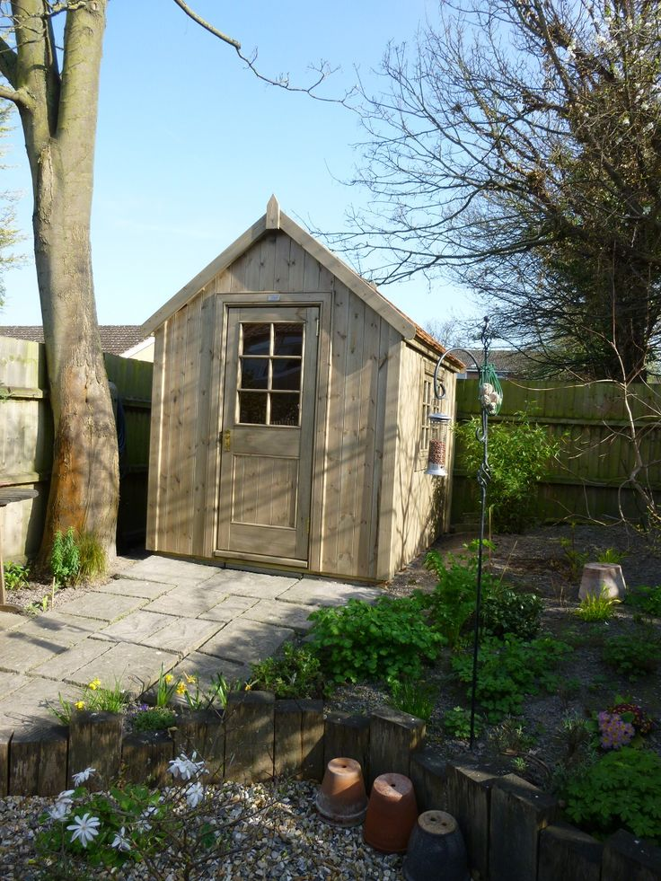 731 Best Sheds U0026 Summerhouses Images On Pinterest | Garden Sheds, She Sheds  And Garden Cottage