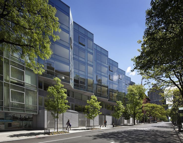 141 best new york city multifamily residential for Top residential architects nyc