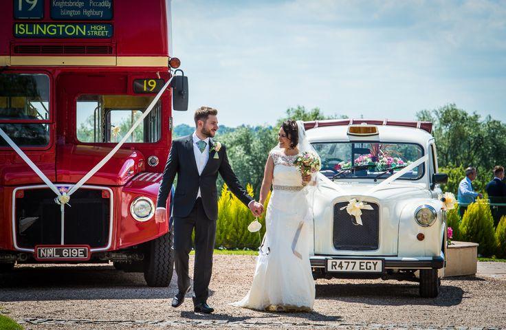 Eli & Liam - Wedding Transport - Marcus Holdsworth Photography