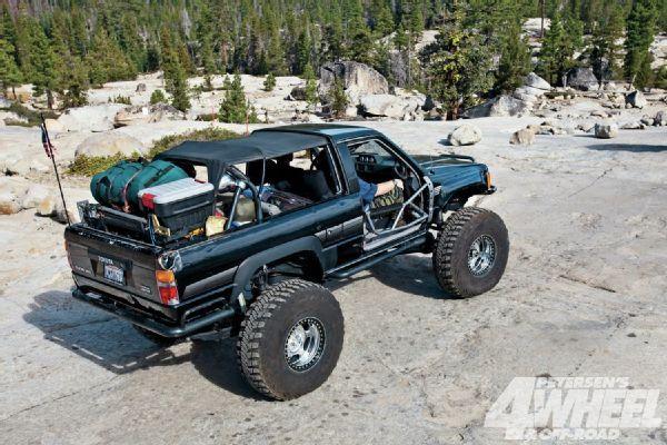 1986 Toyota 4Runner - Black Beauty - 4-Wheel & Off-Road Magazine