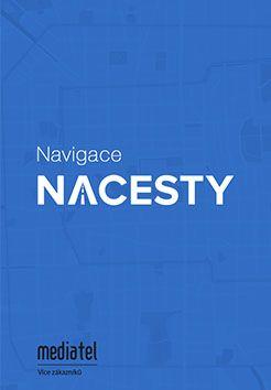 #gps #navigace #vanoce2014 #darek #mediatel #aplikace Navigace NACESTY - NA CESTY_uvodni obrazovka