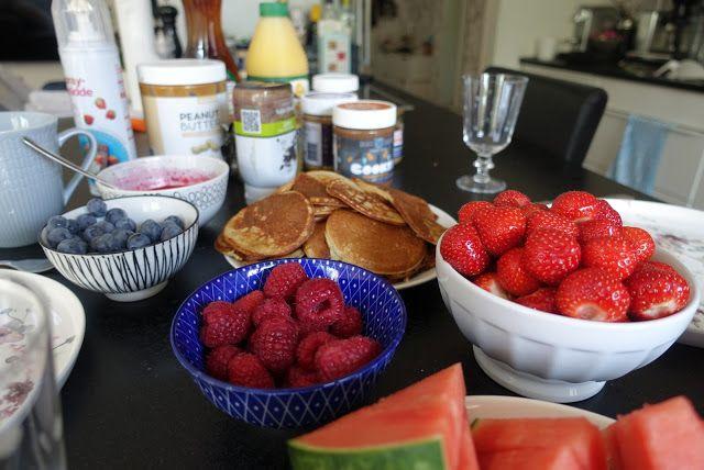 Tasty Health: Pannkaksbrunch med ALLA tillbehör