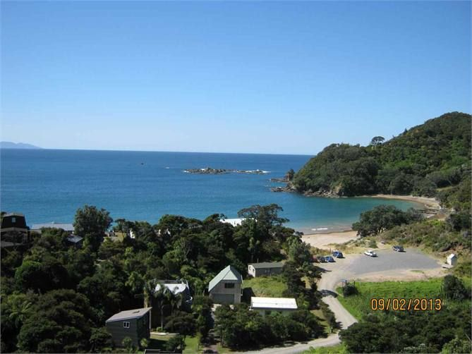 Little Bay, Coromandel, NZ