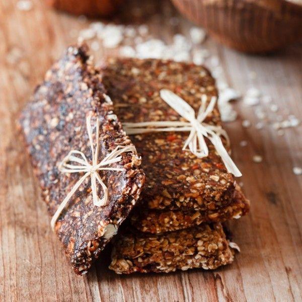 Νηστίσιμες μπάρες δημητριακών (με γεύση που θυμίζει carrot cake) - Shape.gr