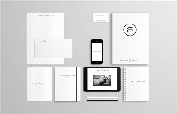 Huisstijl ontwerp / visuele identiteit