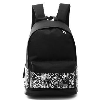 Lindo Lienzo Mochila Mochila Mochila mochilas escolares Travelshoulder Ocio Bolsa Verde oscuro
