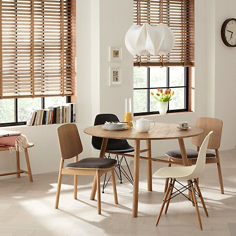 Buy says who for john lewis why wood living dining room for Dining room john lewis