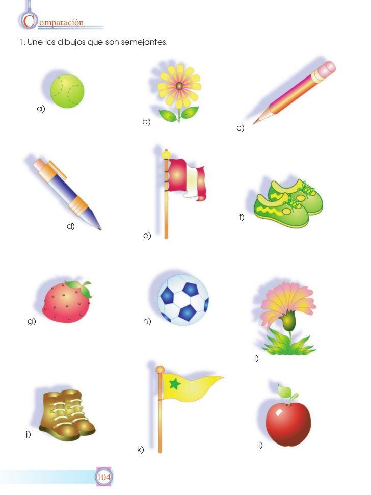 Imagenes de objetos grandes y peque os para ni os de - Puzzles para ninos pequenos ...