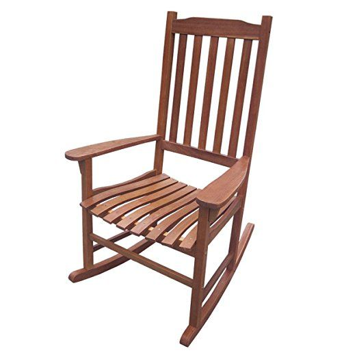 Merry Products Garden Traditional Rocking Chair