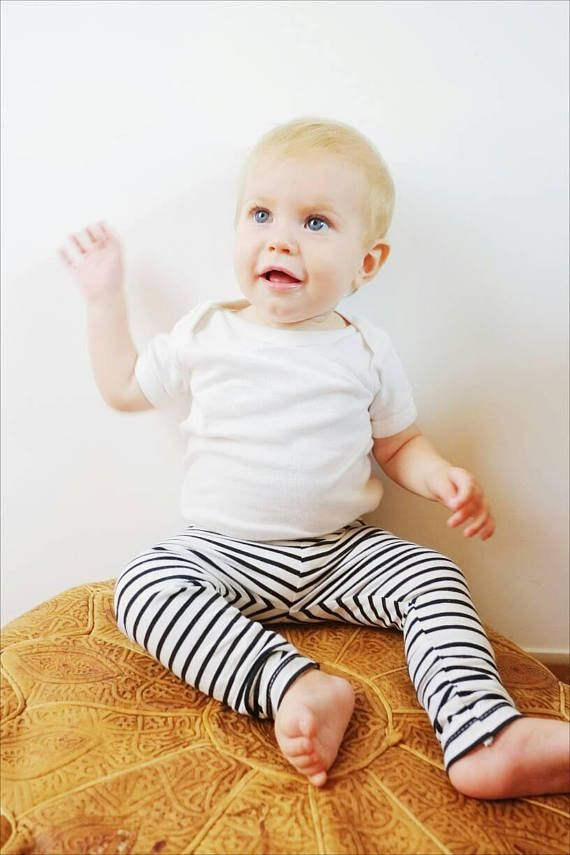 Check out this item in my Etsy shop https://www.etsy.com/uk/listing/565476855/organic-leggings-white-black-stripe-baby
