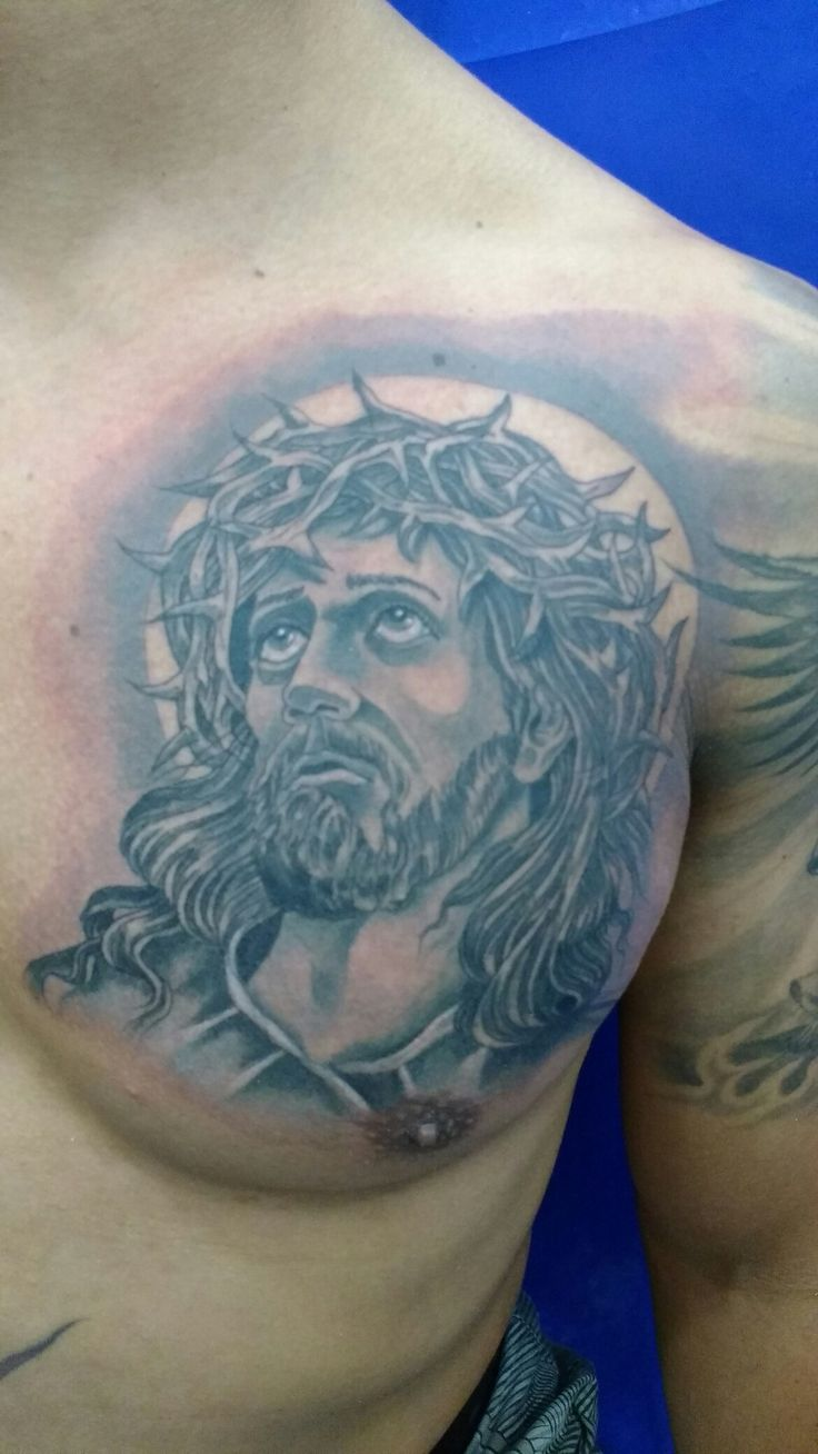 Tattoo Jesus Cristo