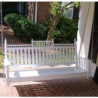 17 best ideas about victorian porch swings on pinterest for Victorian porch swing plans