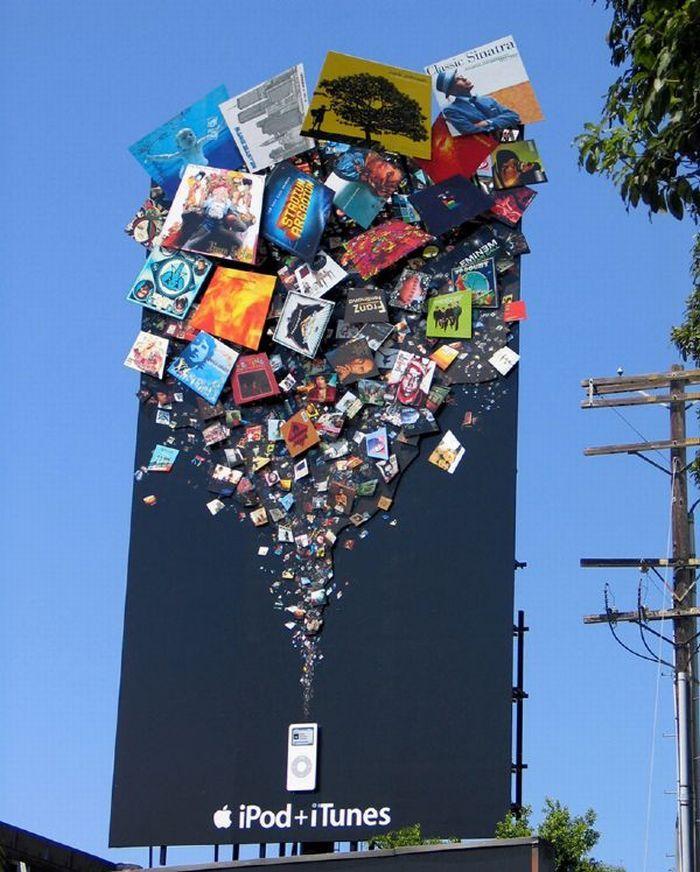 itunes ipod billboard