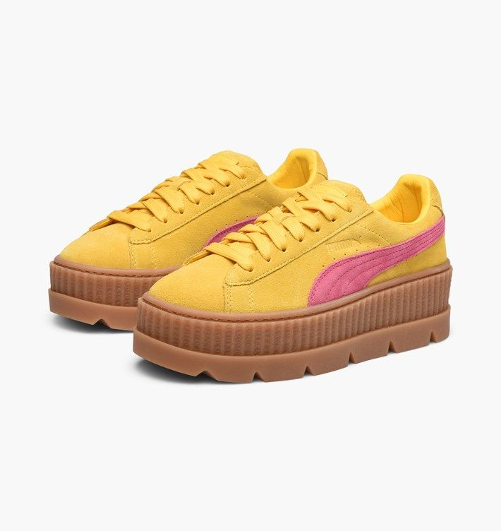 fbb2660a27a caliroots.com x Fenty Cleated Creeper Suede Puma 366268-03 373036 ...