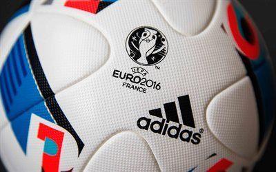 壁紙をダウンロードする euro2016年, サッカー, フランス-2016年