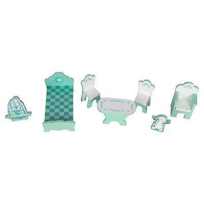 Frozen-Toys-Elsa-Doll-House-Ice-Castle-Dollhouse-Disney-Mansion-Anna-Elsa-Wood